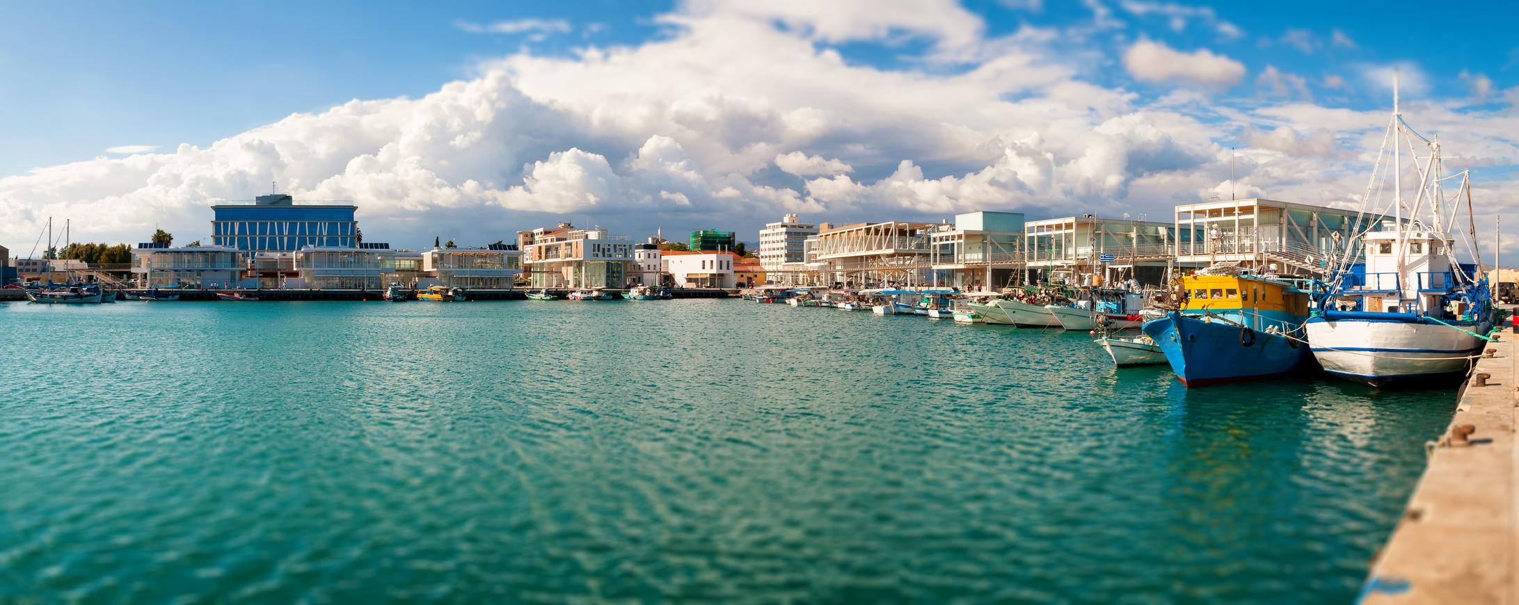 Port w Limassol