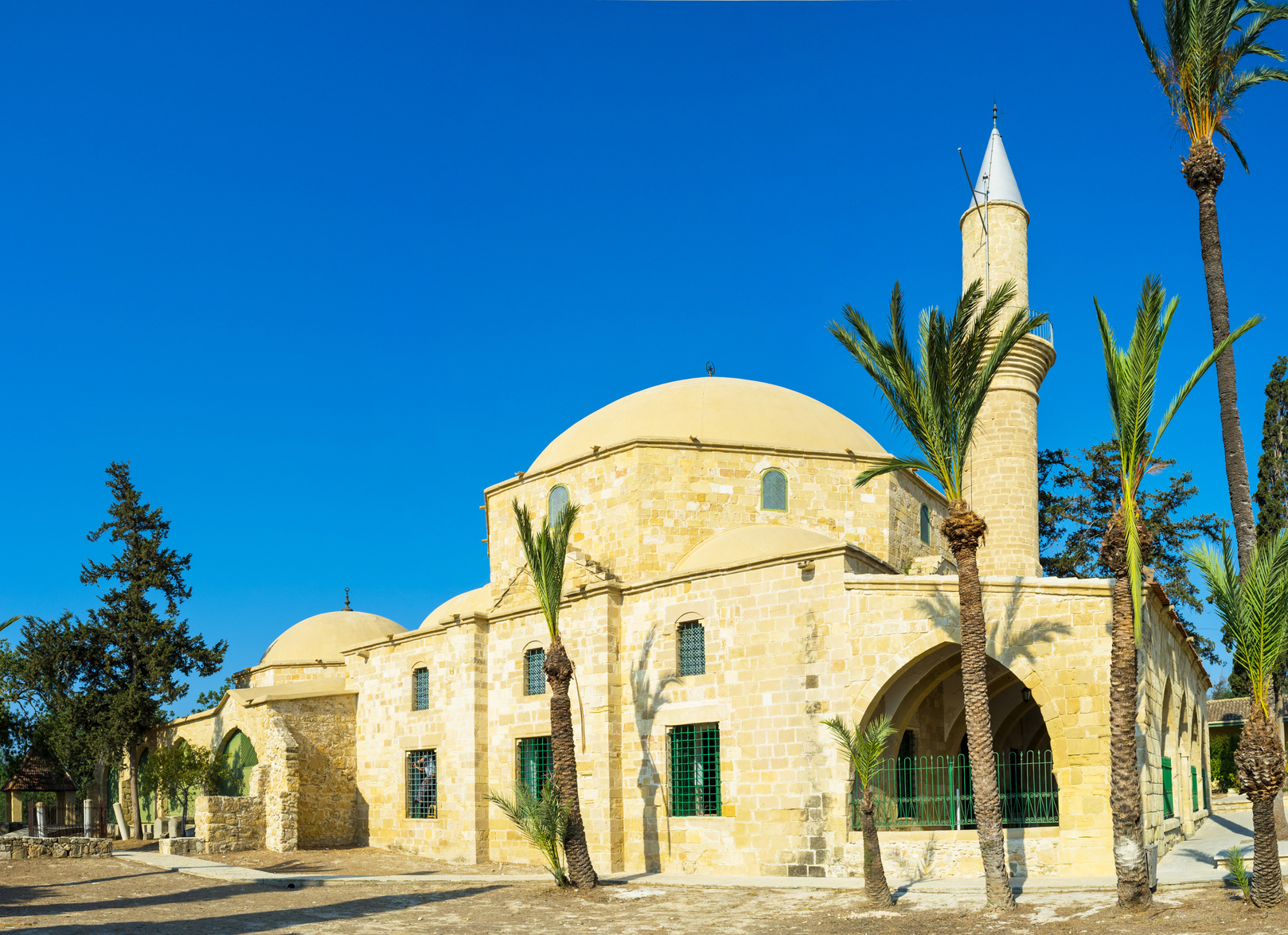 Meczet Hala Sultana Takesi
